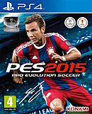 [TEST] PES 2015 / PS4