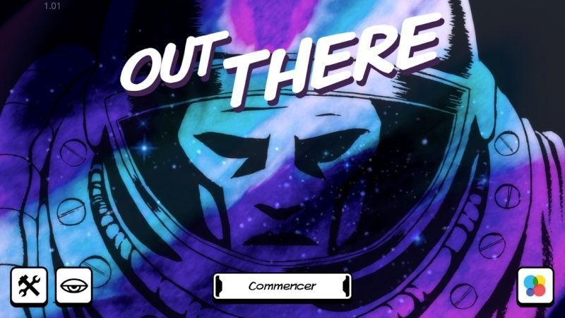 [TEST] OUT THERE / iOS