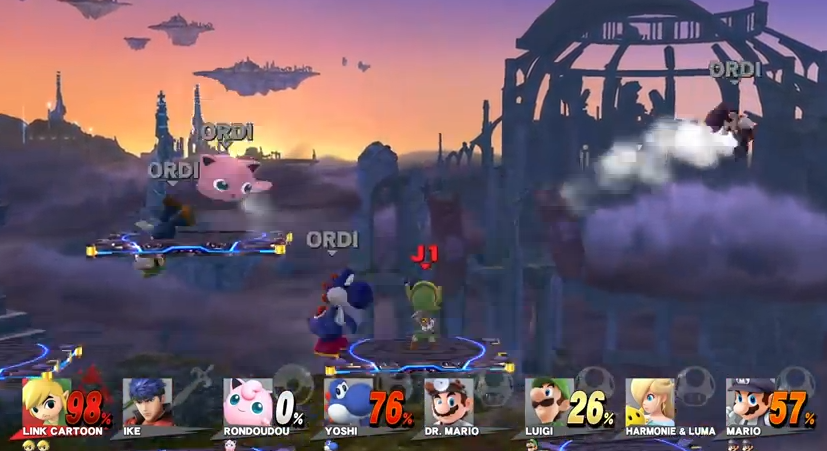 [TEST] Super Smash Bros for Wii U