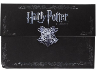 Le coffret BluRay Harry Potter en solde !