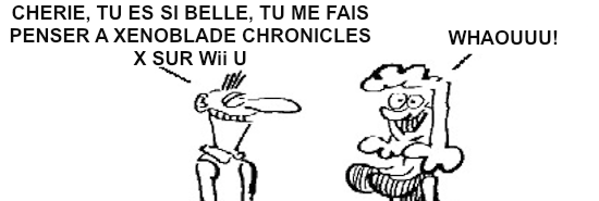 Xenoblade Chronicles sur Wii U... What Else ?