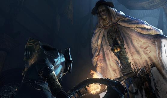 Bloodborne fait saliver les fans de Dark Souls