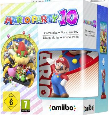 [BONNES AFFAIRES] Prix exceptionnel pour Mario Party 10 !