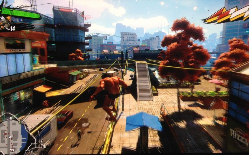 [TEST] Sunset Overdrive / Xbox One