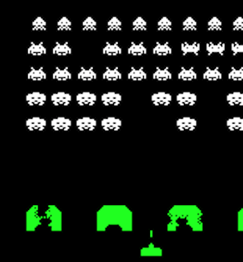 [RETROGAMING] SPACE INVADERS