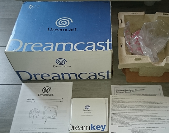 [BROCANTE] Un superbe Lot Dreamcast... et du Sega Mark 3 !