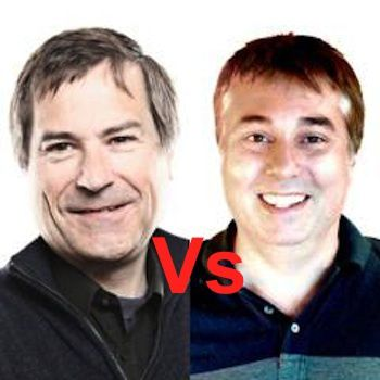 David Braben Vs Chris Roberts, Fight !