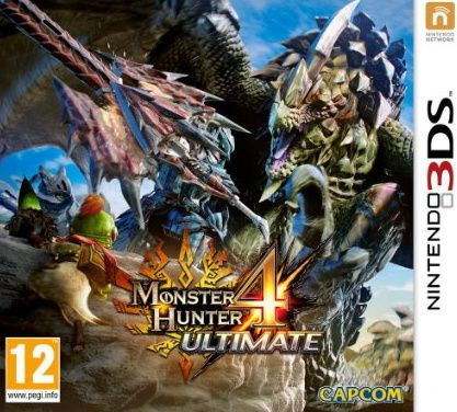 [BONNES AFFAIRES] Monster Hunter 4 pour 33,90€
