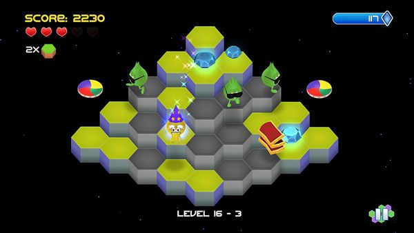 Q*Bert massacré sur le Playstation Store