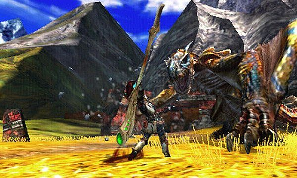 [SPEEDTESTING] Monster Hunter 4 Ultimate / 3DS
