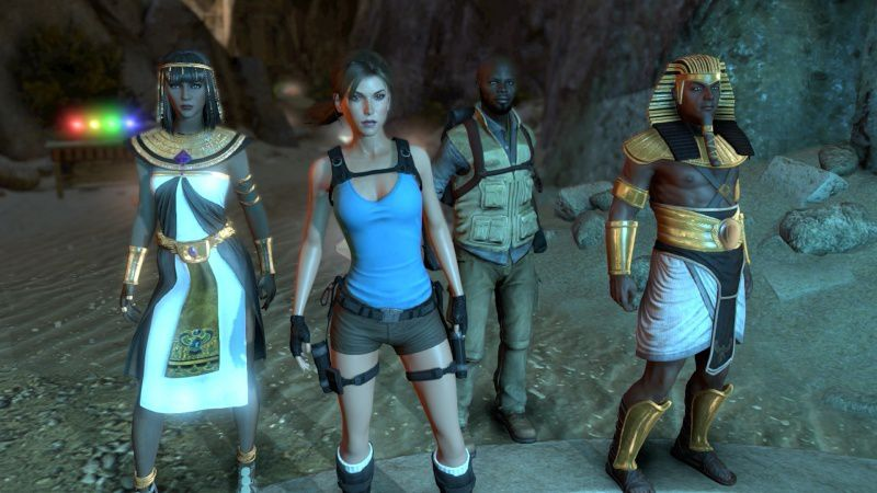[TEST] Lara Croft et le Temple d'Osiris / PS4