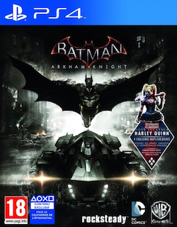 Batman Arkham Knight en préco