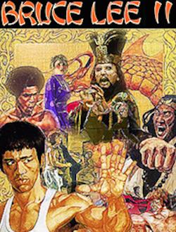 Bruce Lee 2 sur C64 ! Enfin !