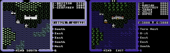 Ultima IV, le remake sur Commodore 64 !