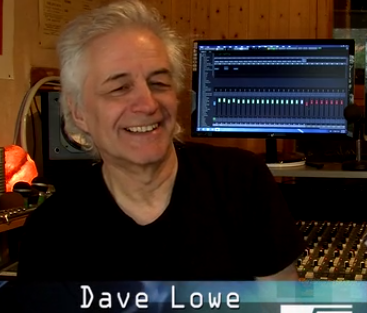 Dave Lowe is back !