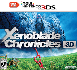 [TEST] Xenoblade Chronicles 3D / New 3DS