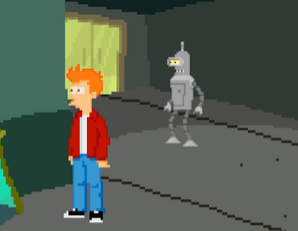 Futurama en Point'N Click !