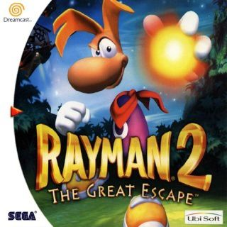[RETROGAMING] Rayman 2: The Great Escape / Dreamcast
