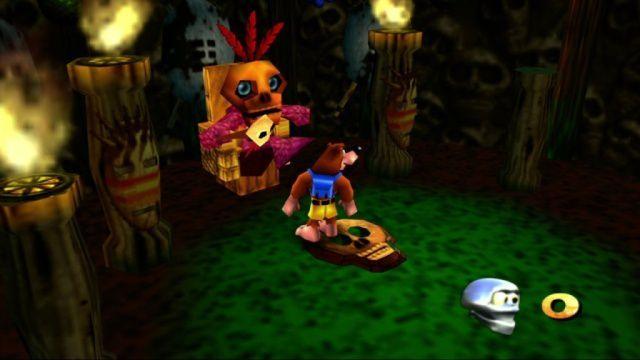 [RETROGAMING] Banjo-Kazooie / Nintendo 64