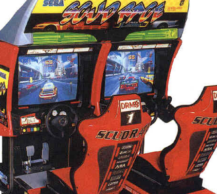 The 90's Arcade Racer, a new hope !
