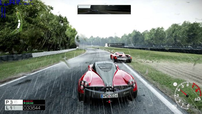 [TEST] Project CARS / PS4