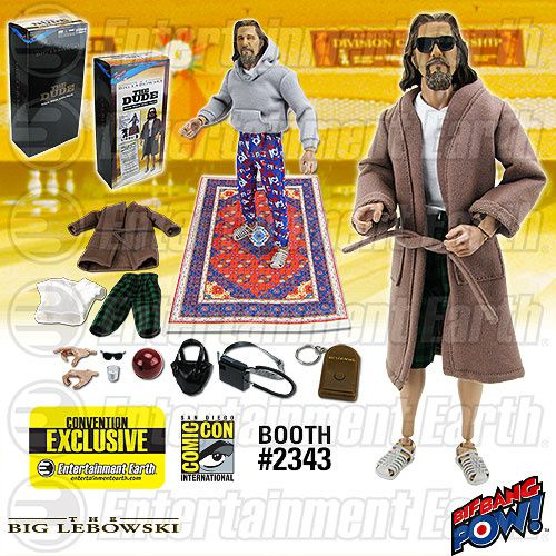 Nobody calls me Lebowski, you got the wrong guy. I'm the Dude, man !