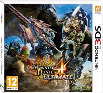 [SOLDES] Monster Hunter 4 3DS à 18€ !