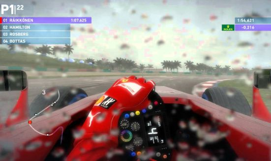 [SPEEDTESTING] F1 2015 / PS4