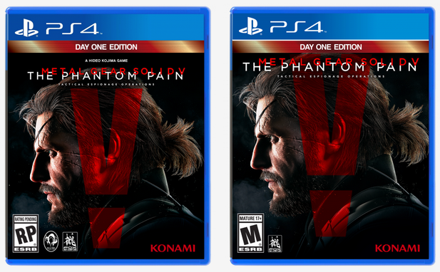 Metal Gear Solid V : The Phantom Game