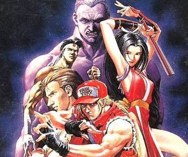 [RANDOM] Fatal Fury Special / Game Gear
