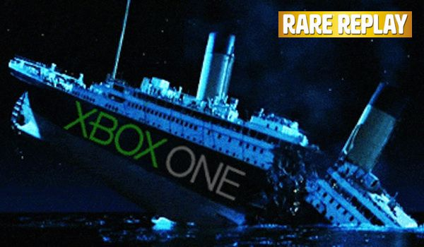 Rare Replay, la Xbox One touche le fond !!!