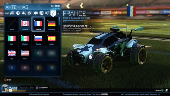 [TEST] Rocket League / PS4