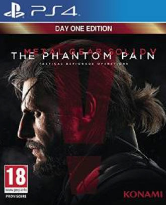 [BONNES AFFAIRES] Metal Gear Solid V passe à 49€
