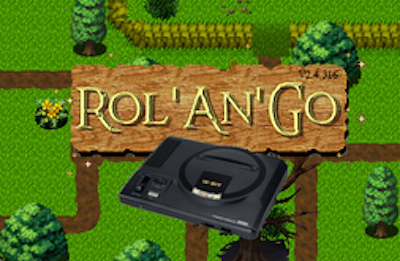 Rol'An'Go, un RPG Tactical sur Megadrive !