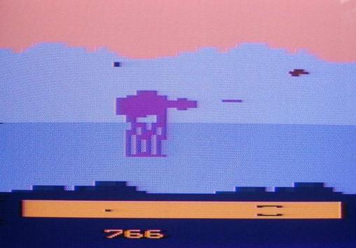 [RANDOM] Les jeux Star Wars sur Atari 2600