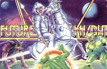 Hommage à Future Knight de Gremlin Graphics