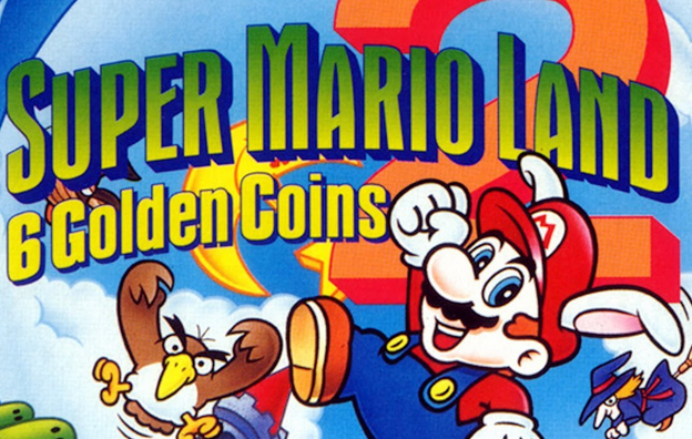 [RANDOM] Super Mario Land 2: 6 Golden Coins