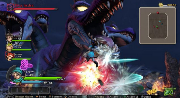 [TEST] Dragon Quest Heroes / PS4