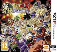 [LESDIXLIGNES] Dragon Ball Z Extreme Butoden / 3DS