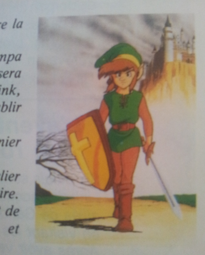 [TEST] Zelda II : The adventure of Link