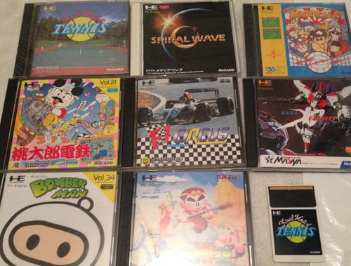 [BROCANTE] Du PC Engine en vente !