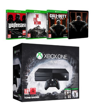 [BONNES AFFAIRES] Un énorme bundle Xbox One sur Amazon !