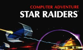 On a retrouvé le VRAI Star Raiders II !!!!