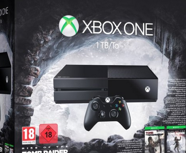 [BONNES AFFAIRES] Xbox One 1To Tomb Raider