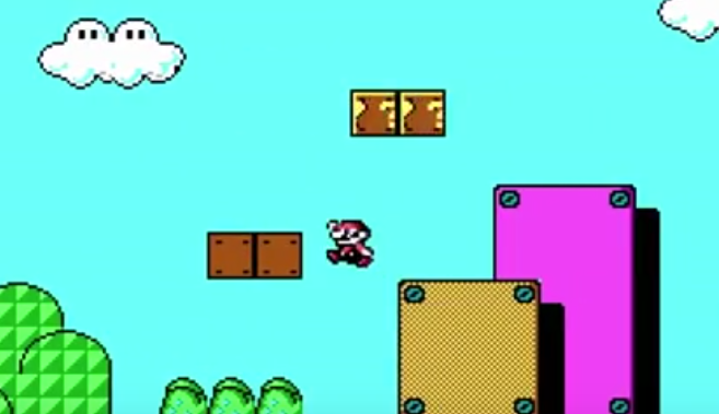 Super Mario Bros 3... sur PC !?