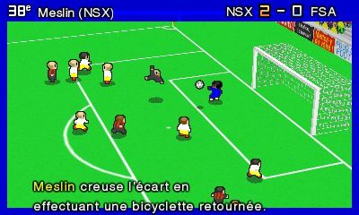[TEST] Nintendo Pocket Football Club / 3DS
