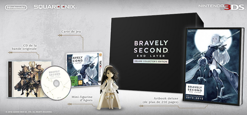 Bravely Second, le luxe ça se paye ?
