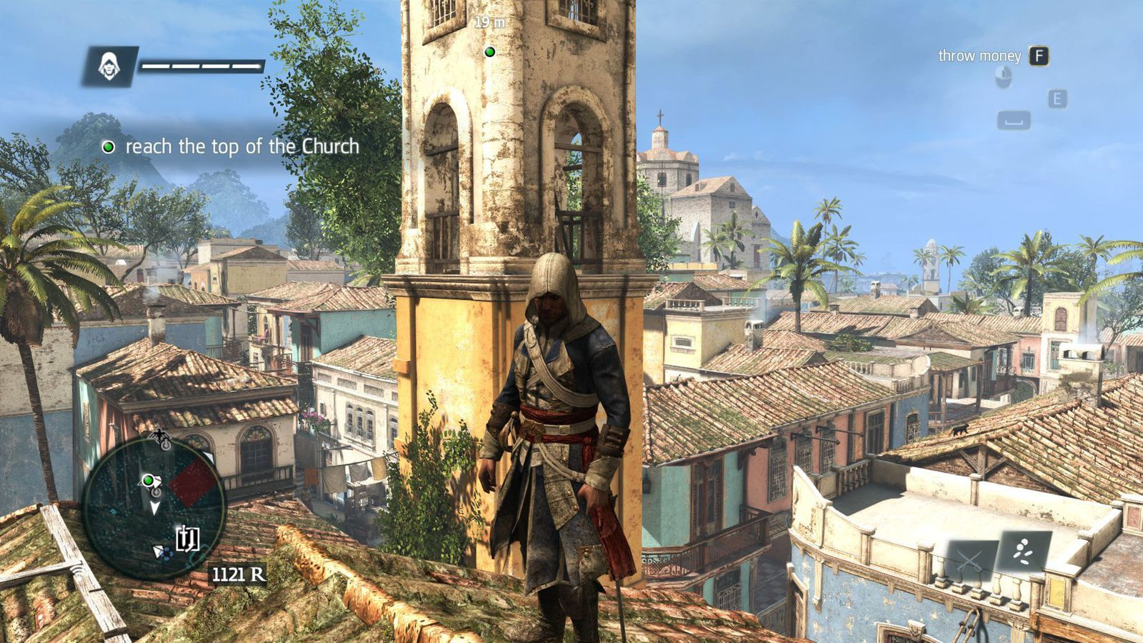 [LES DIXLIGNES] Assassin's Creed Black Flag / PS4