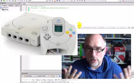 [JEU DEVELOPPE] &quot&#x3B;Hello World&quot&#x3B; sur Dreamcast !