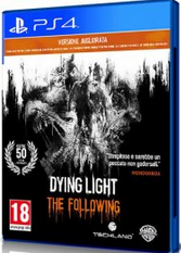 [SPEEDTESTING] Dying Light The Following Enhanced Edition / PS4